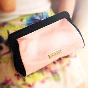BRAND-NEW Prada Candy Clutch, Pink